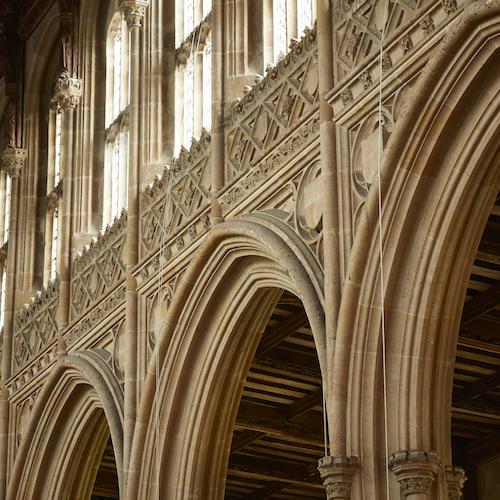 st peter st paul lavenham architecture