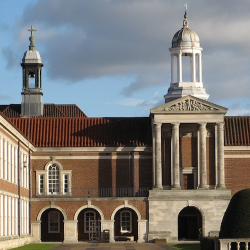 The Royal Hospital School architecture