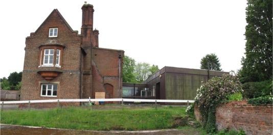 Restoration of a Theatre in Ipswich