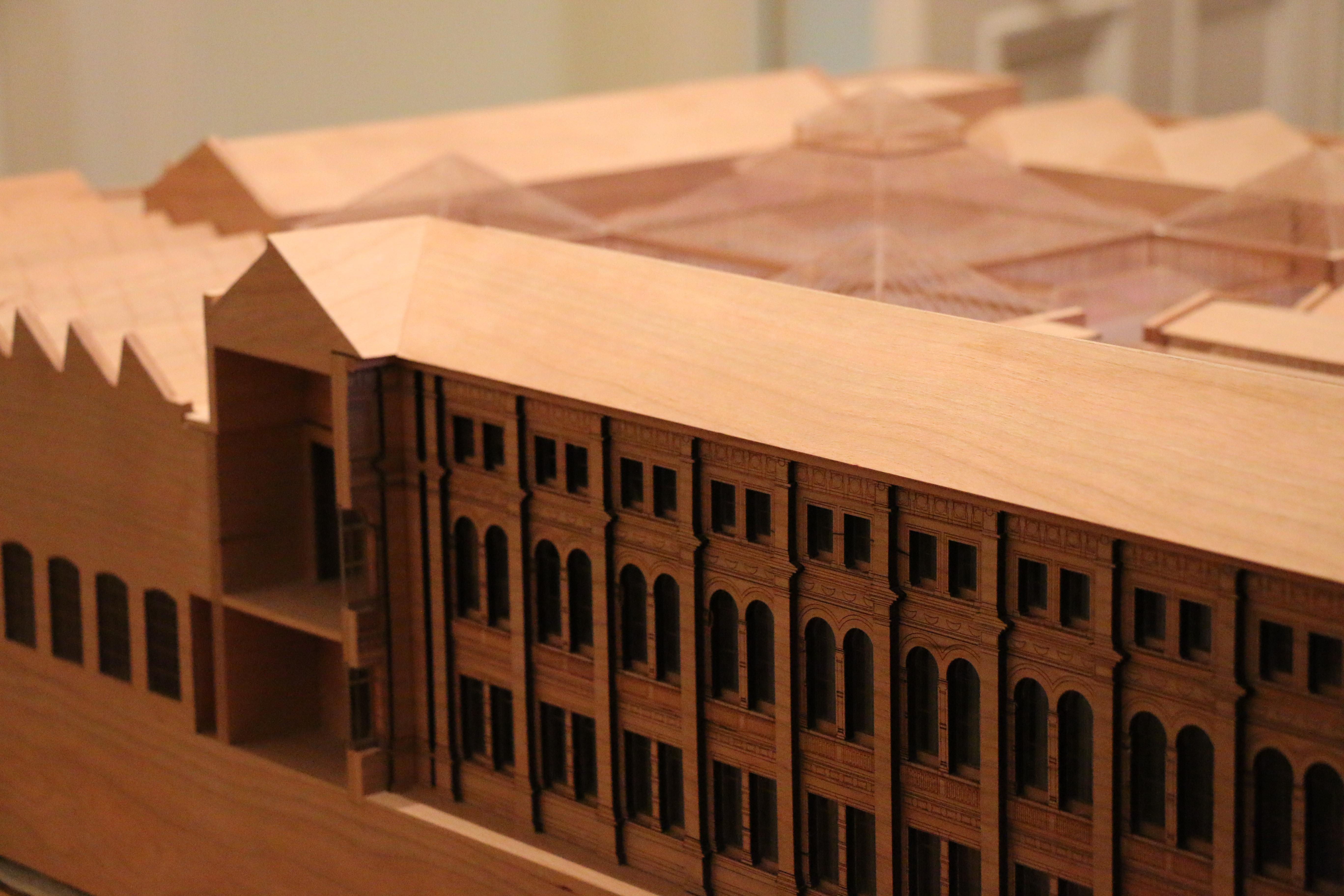 victoria and albert museum model